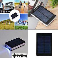 Генератор переменного тока для Ветрогенератор Генератор постоянного магнита 30000/50000 / 80000mah панели солнечных батарей банк водить двухпортовый USB зарядное устройство Kj