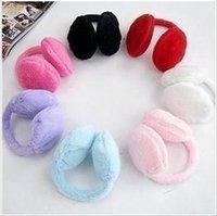 Wholesale 2012 New colorful Earmuffs Earwarmers Ear Muffs Earlap Warm Headband Winter
