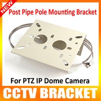 bear cameras - New Metal Outdoor Indoor Post Pipe Pole Bracket Mounting Suitable For inch IP PTZ IP Dome Camera Or Heavy Camera Load bearing KG