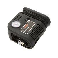 car mini compressor air pump - 250PSI Portable Auto Car Inflatable Pump Air Compressor V Bike Ball Raft Mini Tyre Air Compressor Pumps with Adaptor Kit
