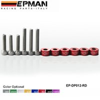 Wholesale EPMAN Car styling for JDM Metric Cup Washer Kit mm VTEC Solenoid for B Series Engines EP DP012 FS