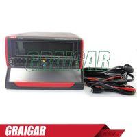 bandwidth tester - Digital AC Millivolt Meters UNI T UT631 Dual Channel Auto Range Hz MHz Bandwidth AC voltage tester high resolution