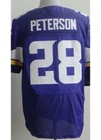 adrian peterson jersey authentic - Factory Outlet cheap Adrian Peterson Jersey Elite Football Jersey Best quality Authentic Sports Jerseys Embroidery Logo Accept Mix Orde