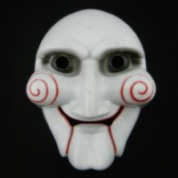 Wholesale Horror Halloween Mask Saw Mask Puppet Masquerade Mask Chainsaw Massacre Scary Cosplay Halloween Party Costume