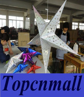 Wholesale 60cm inch Paper Star Light Hanging Lantern Handmade Decoration India Brand New