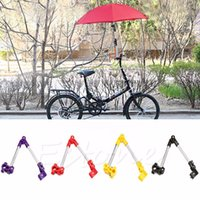 bamboo umbrella stand - Folding Bicycle Wheelchair Stroller Chair Umbrella Connector Holder Mount Stand