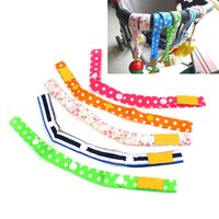 Wholesale New Portable Toy Straps for Prams for Strollers for Car Seats Easy to Attach and Adjustable Length