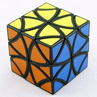 Wholesale Speed Demon Cube Store Lanlan Magic Star Cube Curvy Copter toys magic Cube Puzzle
