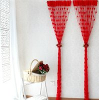 Wholesale wedding curtain m m