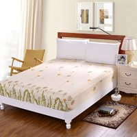 Wholesale Cute Monkey Polyester Cotton Mattress Protective Cover for Home Hotel Twin Queen King Bed Protective Pad for Mattress Topper