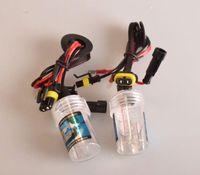 Wholesale HIDH3 Xenon v W bixenon DC xenon HID For Car Headlight Replacement lamps Bulb light Bi Xenon Hi Lo Beam k k K H1 new
