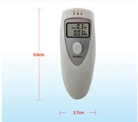 alcohol prices - Best price Mini LCD Single Screen Breath Tester Alcohol Tester Breathalyzer Digital Analyzer