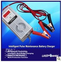 12v battery car - 12V A Negative Pulse Desulfation car battery charger battery maintainer with tech similar to pulse