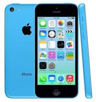 2016 Réformé iPhone5C cellulaires déverrouillés téléphones Apple iPhone 8GB 5C 4.0 pouces écran capacitif IPS 1136 * 640pixels Renouveler DHL Livraison gratuite