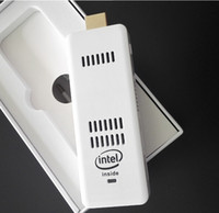 Wholesale 2015 New Mini PC Intel Windows OS Computer Mini PC Stick HDMI WiFi Bluetooth Computer Stick Pocket Portable PC GB GB