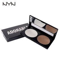 best powder bronzer - NYN Best Selling Professional Highlighter Bronzer Powder Makeup Cosmetic Face Shimmer Powder