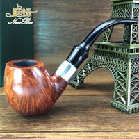 Cheap briar smoking pipe Best ring decoration