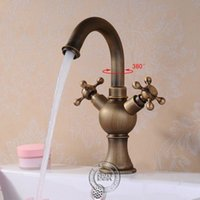Wholesale Freeshipping B R classic Brass for the bathroom single handle single hole bronze faucet for the bathroom GZ7102