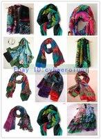 Wholesale New Wraps Desigual all match comfortable design Pashmina long silk scarf Large Scarf Shawl x115cm