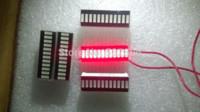 acrylic display case car - 5pcs Segment Red LED Bar Graphic LED Display Bargraph Module bars Module pin display cases model cars
