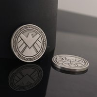 agent yiwu - Agents of shield S H I E L D and Hydra Sign Chanllenge Coin mm Brass
