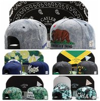 hats and caps - 2015 Adjustable CAYLER SONS snapbacks Hats snapback caps Cayler and sons hat baseball hats last kings cap hater diamond snapback cap