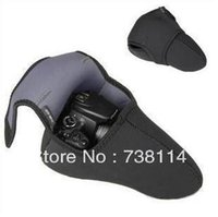Wholesale Hot Selling Popular Lens cover Camera lens bag Lens protective bag Camera pouch in Size S M L of different color