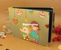 Wholesale 1509 DIY photo album cartoon albums Only beautiful album cm cm