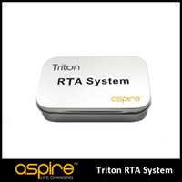 best diy tools - New Arrival Triton RTA System Original Aspire Top selling Newest Coming DIY Tools Aspire Triton RTA system kit With Best Price