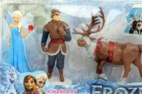Cheap Cartoon Animation Frozen Best Anna Elsa olaf Toys