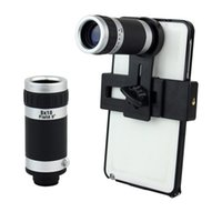 Wholesale Hot Sale Universal Mobile Telescope Lens X Zoom Camera Lens For iPhone Samsung HTC Mobile Phone W2069A