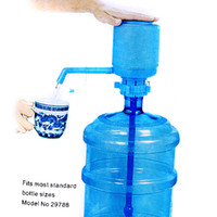 Wholesale Bottled Drinking Hand Press Water Pump Dispenser Dropshipping