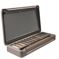 Wholesale Makeup Eyeshadow Palette Color Eyeshadow sets Brandnew Hot Sale Eye Shadow Palette with Iron Box and Oringinal Brush Makeup g set