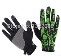 Wholesale Permeability full fingered gloves mountain bike riding gloves cycling equipment touch screen gloves