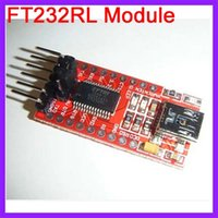 al por mayor 5v ttl-USB A TTL Soporte 3.3V 5V FT232RL Módulo Descargar Line Mini Interface