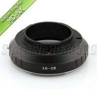 camera lens minolta - Lens Adapter Ring for Minolta MD Mount Lens to Samsung NX Mount Camera MD NX Adapter Ring NX5 NX10 NX11 NX100 NX200