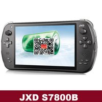 Wholesale New Arrival inch Quad Core Game Player JXD S7800 game console Android GB RAM Android Big Online Game Player