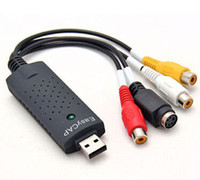 Wholesale USB video capture card all the way audio and video transcripts card surveillance capture card AV to USB converter
