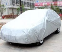 Wholesale Code L XL XXL Universal PEVA Car Covers Styling Indoor Outdoor Sunshade Heat Protection Waterproof Dustproof Anti UV Scratch Resistant Seda