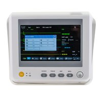 Wholesale 7 New Arrival Inch ICU CCU Vital Sign Patient Monitor parameter ECG NIBP RESP TEMP SPO2 PR