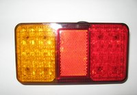trailer lights - HOT SELL LED BOAT TRAILER TRUCK TAIL LIGHT E MARKER APPROVAL LED