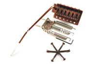 Wholesale Bronze Electric Guitar Bridge Tremolo Bridge System For Fender Strat Style Electric Guitar Wholesales