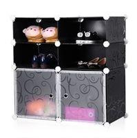 locker - Storage Cabinets Lockers Simple Wardrobe DIY Variety Modular Rectangular Locker Storage for Sale Green Environmental Protection