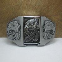 belt company - Eagle lighter belt buckles unique silver lighter and belt buckle Retail company costume Souvenirs Souvenirs Gift