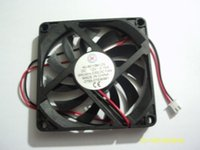 80X80X10(MM) brushless dc fan 12v - Brushless DC Cooling Fan S V wires