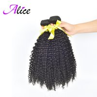 beat machine - 7A products Peruvian kinky curly virgin hair Beat Quality Peruvian virgin hair weave peruvian curly hair extension alice queen hair