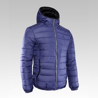 active supplier - Fall Sports Clothing Supplier Nylon Mens winter autumn xl xl xl cotton padded classic Jacket solid color sport casual basic coat
