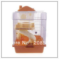 Wholesale Hamster Cage Drinking Bowl Full Bunk Hut Packed Cage Luxury Handbag