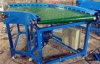 assembly line conveyors - 3 Degree Curve Belt Conveyor Bend Assembly Line Corner Transmission Line Production Line Pipelined Flowing Water Line Flow Shop