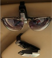 Wholesale Car Indoor Glasses Clamp Case Sunglasses Clip CSY C Spectacle Frame S Style